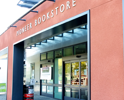 The Pioneer Bookstore Website
