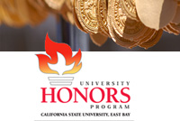 Cal State East Bay's Honor's Program Logo