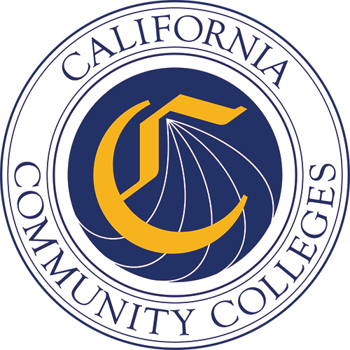 Image of the California Community Colleges seal.