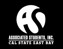 Cal State East Bay's Associated Students, Inc. Logo